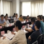 李孟松主任参加金牛区法律服务产业重点企业座谈会并代表发言作为